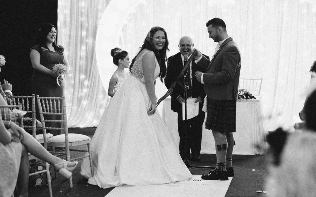 Wedding Ceremony in Glasgow